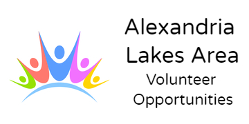 Alexandria Lakes Area Volunteer Opportunities