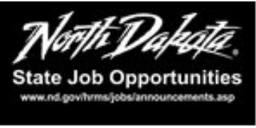 ND State Jobs logo