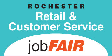 Rochester Customer Service Job Fair