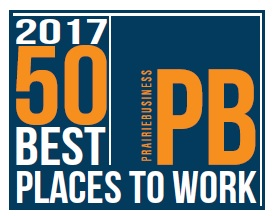 Prairie Business 50 Best Places to Work 2017