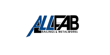Allfab Railings & Metalworks logo