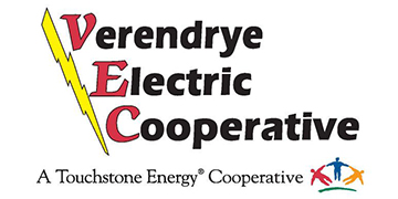 Verendrye Electric Cooperative logo