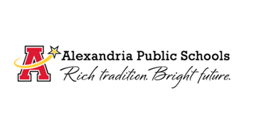 Alexandria School District logo