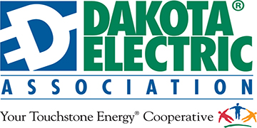 Dakota Electric Assocation logo