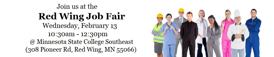 Red Wing Job Fair