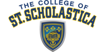 College of St Scholastica logo