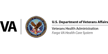 VA Health Care System logo