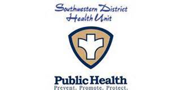 Southwestern District Health Unit logo