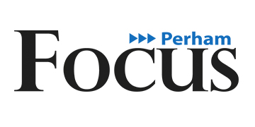 The Perham Focus logo