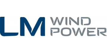 LM Wind Power Blades logo