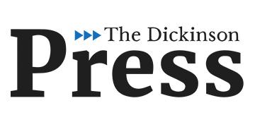 Dickinson Press logo