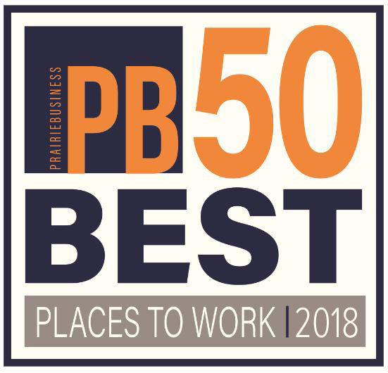 Prairie Business 50 Best Places to Work