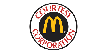 Courtesy Corporation - McDonald's logo