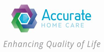 Accurate Home Care logo