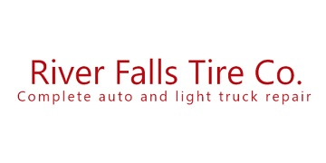 River Falls Tire logo