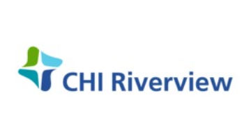 CHI Riverview logo