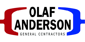 Olaf Anderson Construction, Inc. logo