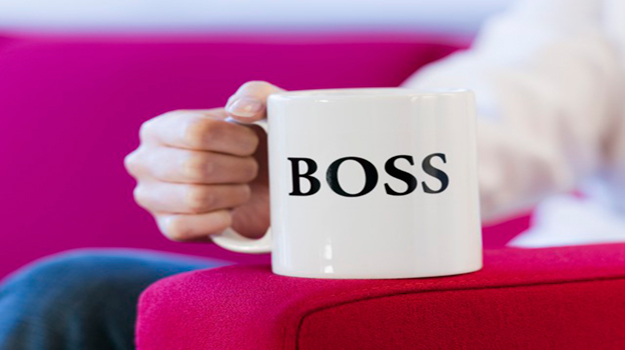 How To Be Your Own Boss… At Work