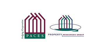 Paces Lodging / Property Resources Group logo
