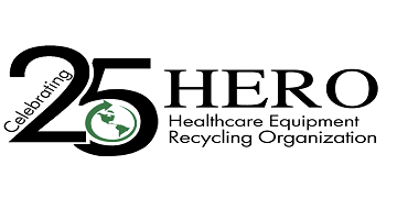HERO - Healthcare Equipment Recycling Organization logo