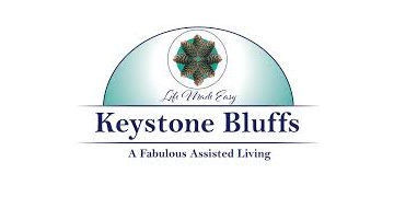 Keystone Bluffs Assisted Living logo