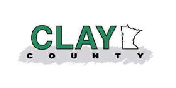 Clay County Minnesota logo