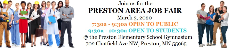 Preston Area Job Fair