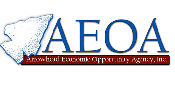 Arrowhead Economic Opportunity Agency logo